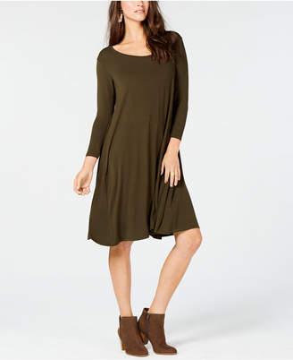 Style&Co. Style & Co Petite Swing Dress