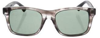 Gucci Tinted Wayfarer Sunglasses w/ Tags