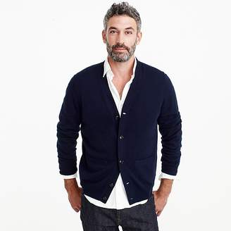 J.Crew Everyday cashmere cardigan in deep navy
