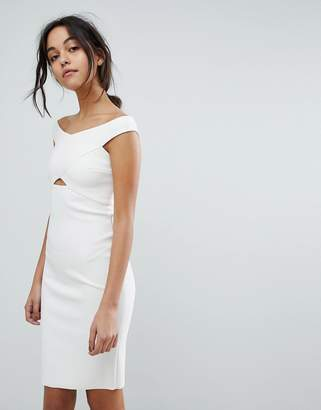 Bec & Bridge Cut Out Bodycon Dress