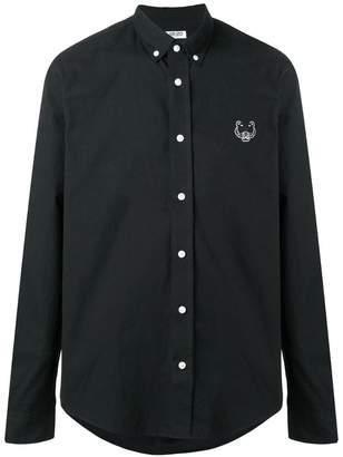 Kenzo Tiger patch shirt