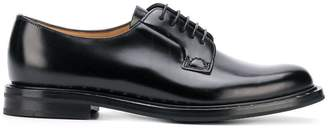 Church's leather lace up shoes