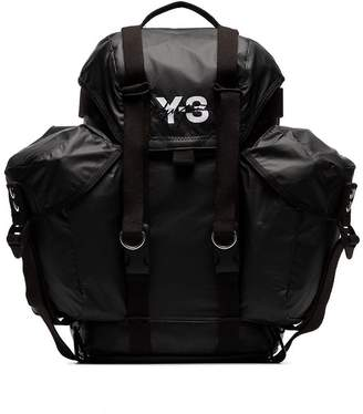 Y-3 utility logo backpack