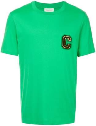 CK Calvin Klein C badge T-shirt