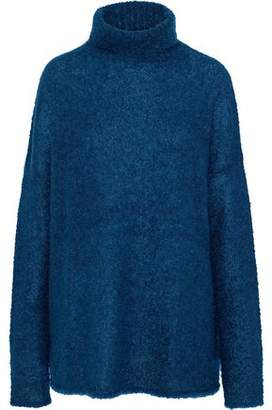 Simon Miller Golet Mohair And Silk-Blend Turtleneck Sweater