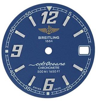 Breitling a57350 / c509コルトOceane 24 mmブルーダイヤルfor 33 mmレディース腕時計