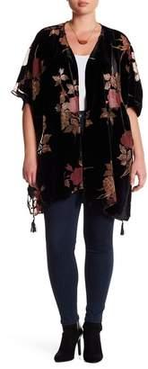 Daniel Rainn DR2 by Velvet Burnout Kimono (Plus Size)