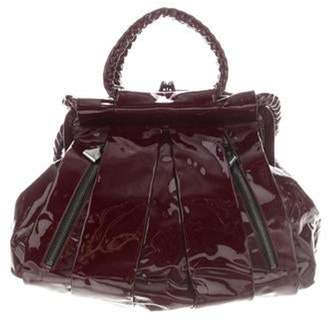 Christian Louboutin Patent Leather Frame Bag red Patent Leather Frame Bag