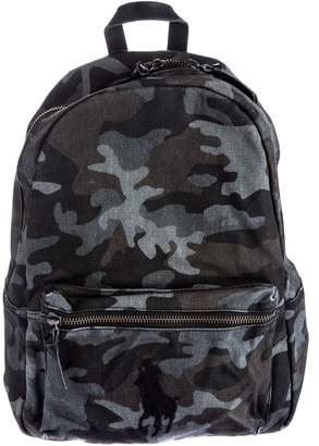 Polo Ralph Lauren Camouflage Backpack