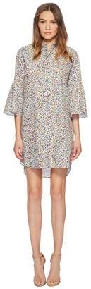 Paul Smith Floral Print Cotton Dress Women's Dress