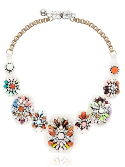 Shourouk Fall Necklace