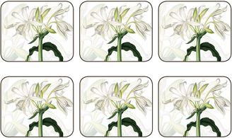 Jason White Lily Hardback Coaster (Set of 6)