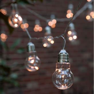 Gerson The Companies 10-Light Globe String Lights