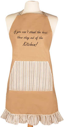 MANUAL WOODWORKERS AND WEAVER Women's If You Can't Stand the Heat Apron