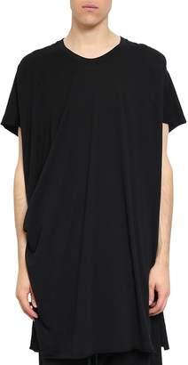 Lost & Found Ria Dunn Draped Cotton T-shirt