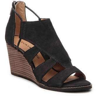 Lucky Brand Joellen Wedge Sandal - Women's