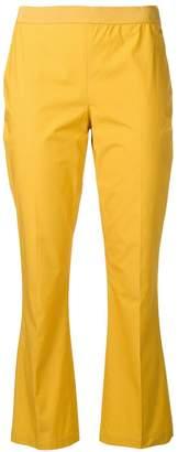 Twin-Set kick flare trousers