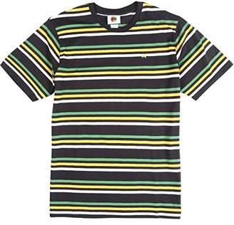 Lrg Men's Irie Short Sleeve Knit Shirt