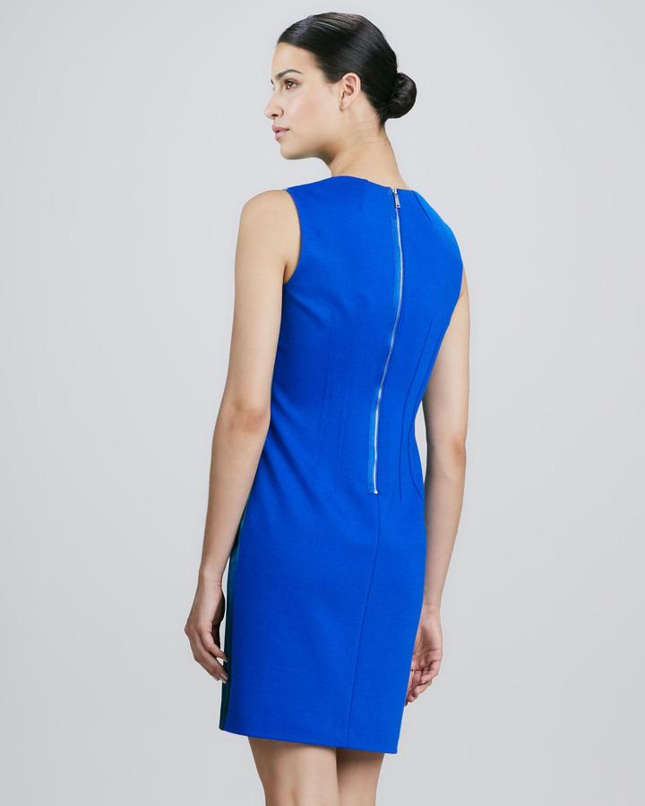 Elie Tahari Emory Celeste Dress