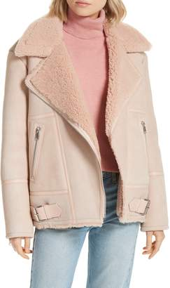 Joie Darnesha Genuine Shearling Jacket