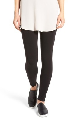 Women's Nordstrom Go To High Waist Skimmer Leggings $29 thestylecure.com