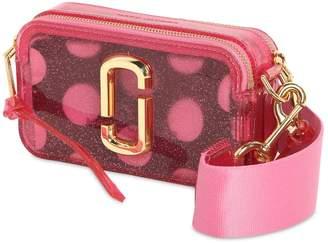Marc Jacobs Snapshot Jelly Glitter Shoulder Bag