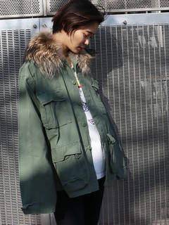 Jouetie (ジュエティ) - 【rothco】bdu Shirts With Fur