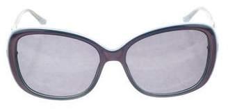 Judith Leiber Royal Embellished Sunglasses