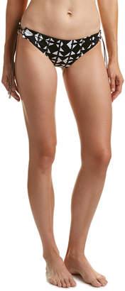 Dolce Vita Lace Up Sides Bikini Bottom