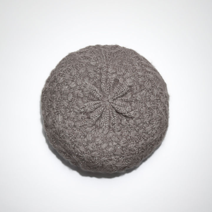 Jones New York Cable Knit Beret