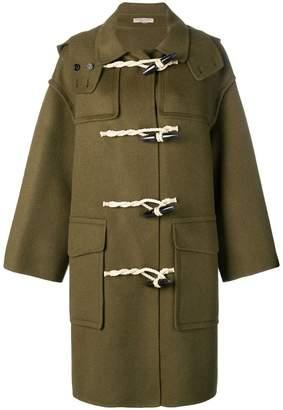 Bottega Veneta classic duffel coat