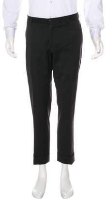 Giorgio Armani Super 150's Wool Dress Pants