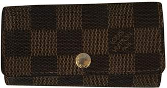 Louis Vuitton Cloth key ring