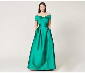 Sachin + Babi Sachin Babi Virabella Gown - Emerald