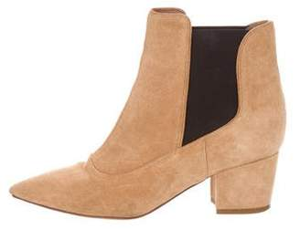 Tabitha Simmons Suede Ankle Boots