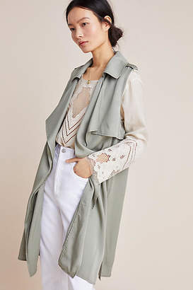 18ddbb4ad01a7 Womens Longline Vest - ShopStyle
