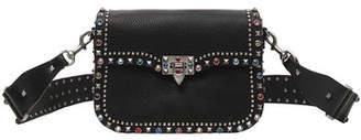Valentino Guitar Rockstud Rolling Belt Bag/Fanny Pack