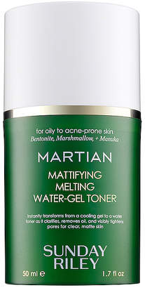 Sunday Riley Travel Martian Mattifying Melting Water-Gel Toner