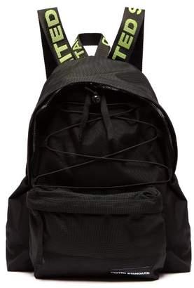 United Standard - Team Canvas Backpack - Mens - Black