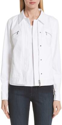 Lafayette 148 New York Kesha Denim Jacket