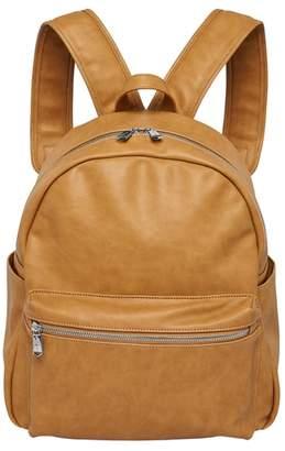 Urban Originals Practical Vegan Leather Backpack