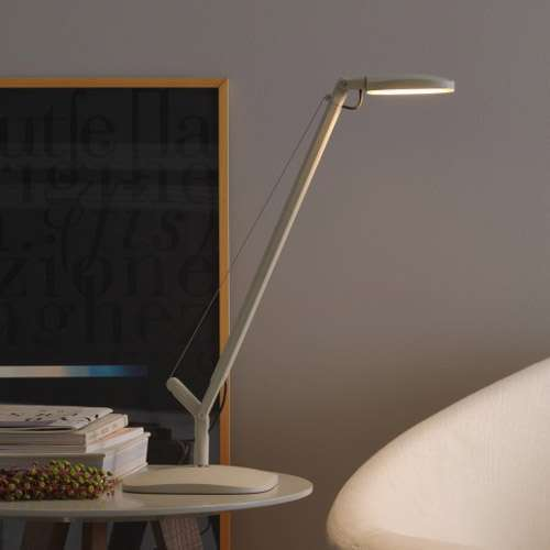 FontanaArte Volee Demi Table and Wall Lamp