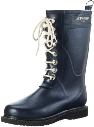 Ilse Jacobsen Womens Rub15 Rubber Boots 37 EU