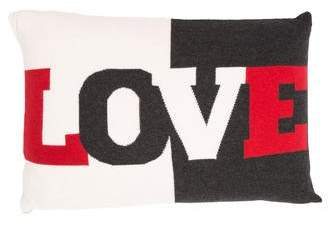 Rani Arabella Love Throw Pillow