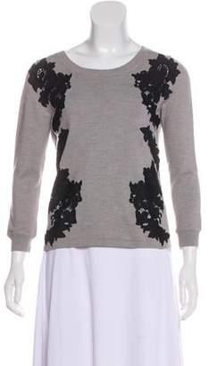 Diane von Furstenberg Doreen Wool Sweater