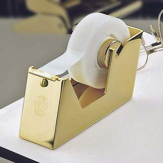 El Casco NEW 23K Gold Plated Tape Dispenser