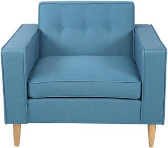 808 Home Eleanor Mid-Century Modern Classic Armchair