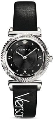 Versace V-Motif Vintage Logo Watch, 35mm