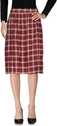 La Femme BOUTIQUE de Knee length skirts