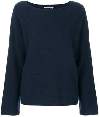 Vince cashmere long-sleeve sweater